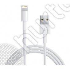 CABLE USB WHITE 2M IPHONE 5 LIGHTNING IPAD 4 IPOD   UCS066
