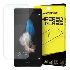 """Apsauginis Stiklas """"Wozinsky 9H Pro+"""" Iki Išlenkimo Screen Protector Huawei P8 Lite"""