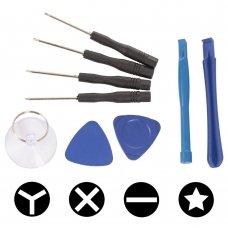 Screwdriver Set Repair Tool Kit skirta Iphone 7 Plus / 7 - 9 Piece 0.6Y