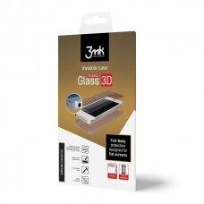 """Pilnai Dengia Ekraną Silikoninė Plėvelė """"3Mk Arc 3D"""" Pilnai Dengia Ekraną Sam Note 8 Hg, Priekis, Galas, Šonai, Smn950F"""