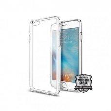 Aukštos Kokybės Dėklas Spigen Ultra Hybrid Iphone 6/6S (4.7) Crystal Clear