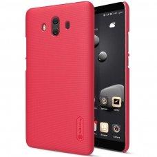 """Pc Plastiko Dėklas """"Nillkin Super Frosted Shield"""" Huawei Mate 10 Raudonas"""