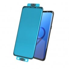 3D Full Cover Nano Plevelė Samsung Galaxy S20 Plus juodas
