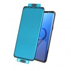3D Full Cover Nano Plevelė Samsung Galaxy S20 Ultra juodas (czt002) UCA001