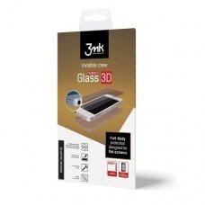 """Lankstus Apsauginis Stiklas Grūdintas Stiklas """"Lankstus Apsauginis Stiklas """"3Mk Flexibleglass"""" 3D"""" Xiaomi Mi9 Se Priekiui Ir Galui"""