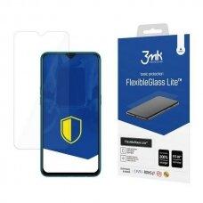 Lankstus apsauginis stiklas 3MK FlexibleGlass Lite Oppo A12