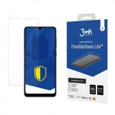 Lankstus apsauginis stiklas 3MK FlexibleGlass Lite Samsung A31 A315