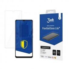 Lankstus apsauginis stiklas 3MK FlexibleGlass Lite Samsung A42 5G A426