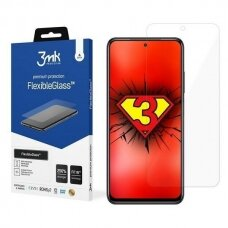 3MK FlexibleGlass Hibridinis Stiklas Ekranui Xiaomi Redmi Note 10 5G