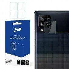 Kameros apsauginis stiklas 3MK Lens Protect Sam A426 A42 5G  4 vnt.