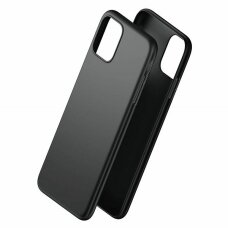 Dėklas 3MK Matt Case Xiaomi Redmi 8 czarny juodas