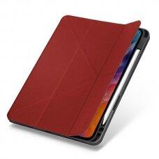 Dėklas UNIQ Transforma Rigor iPad Air 2020 raudonas