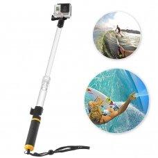 Asmenukių lazda Selfie Pole Išlankstomas Monopodas skirtas Gopro Sjcam