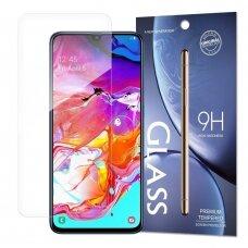Apsauginis Stiklas 9H Pro Iki Išlenkimo Samsung Galaxy A70
