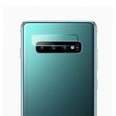 Apsauginis stikliukas kamerai Samsung G975 S10 Plus