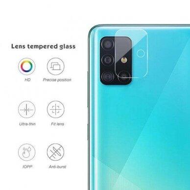 Apsauginis stikliukas kamerai Samsung A515 A51 2