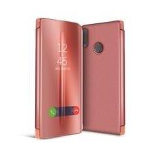 """Atverčiamas Plastikinis Dėklas """"Sview"""" Huawei P20 Lite Rožinis"""