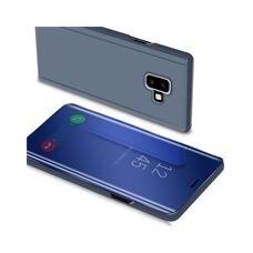 """Atverčiamas Plastikinis Dėklas """"Sview"""" Samsung Galaxy J6 Plus 2018 J610 Mėlynas"""