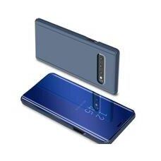 """Atverčiamas Plastikinis Dėklas """"Sview"""" Samsung Galaxy S10 Plus Mėlynas"""