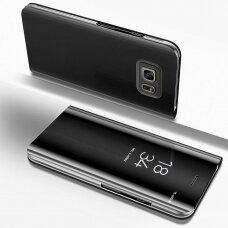 """Atverčiamas Plastikinis Dėklas """"Sview"""" Samsung Galaxy S7 G930 Juodas"""