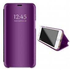 """Atverčiamas Plastikinis Dėklas """"Sview"""" Samsung Galaxy S9 G960 Violetinis"""