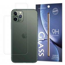 """Nugarėlės Apsauginis Stiklas """"Tempered Glass 9H """" Iphone 11 Pro Max"""