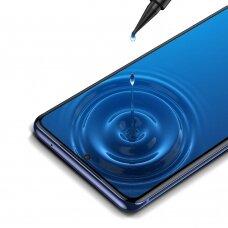 Baseus UV pilnai dengiantis 3D stiklas su klijais ir uv lempa 2vnt 0,25 mm Samsung Galaxy S20+ (S20 Plus) (SGSAS20P-UV02) (czt001) UCS002
