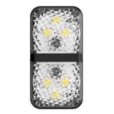 Baseus car door open warning LED light JUODAS (CRFZD-01)