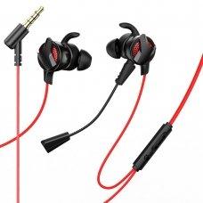BASEUS GAMO H15 IN-EAR MINI JACK HEADPHONES HEADSET RED (NGH15-91)
