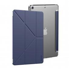 """Išmanus atverčiamas planšetės dėklas """"Baseus Jane Smart """" iPad 10,2'' 2019 mėlynas (LTAPIPD-G03) (ndw24)"""