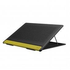 Baseus Mesh Portable Laptop Stir pilkas (SUDD-GY) (ctz220)
