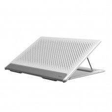 Baseus Mesh Portable Laptop Stir baltas (SUDD-2G) (ctz220)