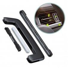 Baseus Paddle Ultrathin Air Vent Fragrance Air Freshener Black (Suxun-Bp01)