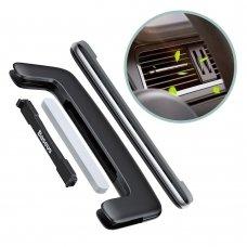 Baseus Paddle Ultrathin Air Vent Fragrance Air Freshener Silver (Suxun-Bp0S)