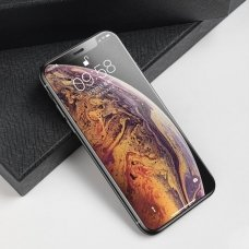 "APSAUGINIS STIKLAS ""BASEUS BASEUS RIGID-EDGE 3D""APPLE IPHONE 11 PRO MAX / IPHONE XS MAX JUODAS (SGAPIPH65-KM01) RM95"