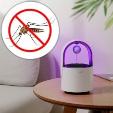 BASEUS STAR MOSQUITO INSECTS FLY KILLING UV LAMP WHITE (ACMWD-AHX02)