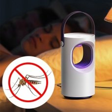 BASEUS STAR MOSQUITO INSECTS FLY KILLING UV LAMP WHITE (ACMWD-ZX02)