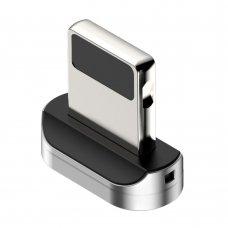 Adapteris Skirtas Magnetiniam USB Kabeliui Baseus Zinc Plug Adapter Lightning (Calxc-E)