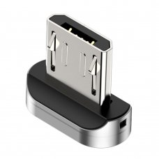 Baseus Zinc Plug Adapter For Magnetic Usb Cable Micro Usb (Camxc-E)