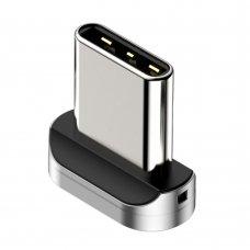 Baseus Zinc Plug Adapter For Magnetic Usb Cable Usb Type C (Catxc-E)