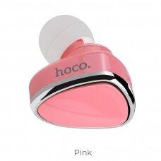 Belaidė laisvų rankų įranga Hoco E7 Plus rožinė