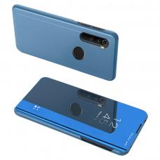 Clear view dėklas Xiaomi Mi 8 / Xiaomi Mi 8 Pro mėlynas UCS133