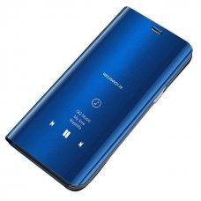 """Atverčiamas Plastikinis Dėklas """"Sview"""" Samsung Galaxy A6 2018 A600 Mėlynas"""
