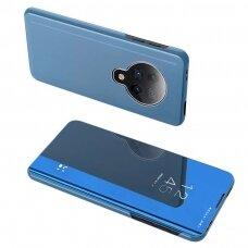 Clear view dėklas Xiaomi mi K30 Pro / Poco F2 Pro mėlynas UCS108