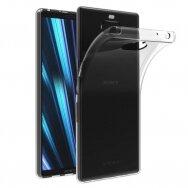 Чехол High Clear 1,0mm Sony Xperia 10 Plus/XA3 Ultra прозрачный