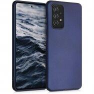 Чехол Rubber TPU Samsung A025F A02s темно синий