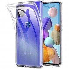 Dėklas 3MK Clear Case 1,2mm Samsung A217 A21s