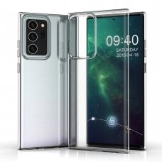 Dėklas 3MK Clear Case 1,2mm Samsung Note 20 Ultra