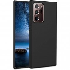 Dėklas 3mk Matt Case Samsung Note 20 Ultra juodas