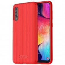 Dėklas Araree Airdome Samsung A705 A70 raudonas UCS030